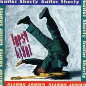 Guitar Shorty - Topsy Turvy (Front)66666666666